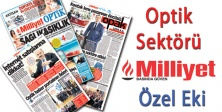 Opak Lens ve Optik Gazete Milliyet Optik'te!