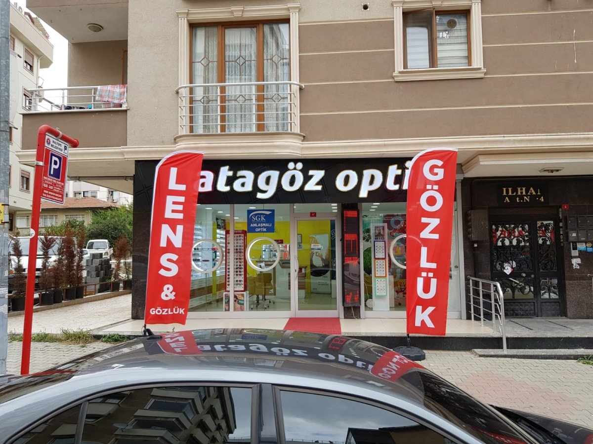 Devren hastane yanı tek mağaza
