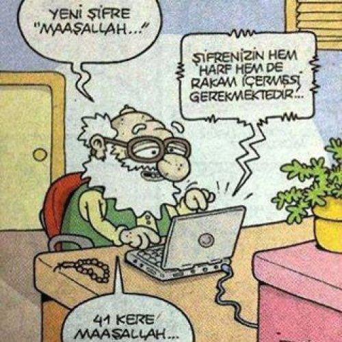 41 Kere Maşallah :)