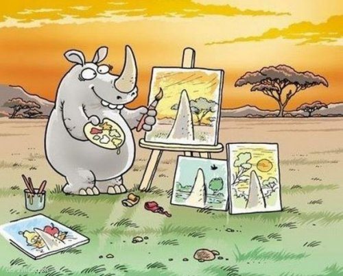 Hayata nereden baktığınız, tüm dünyayı nasıl gördüğünüzü belirler :)