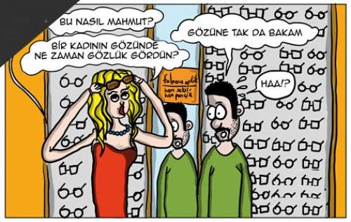 Bu Nasıl Mahmut ? :)